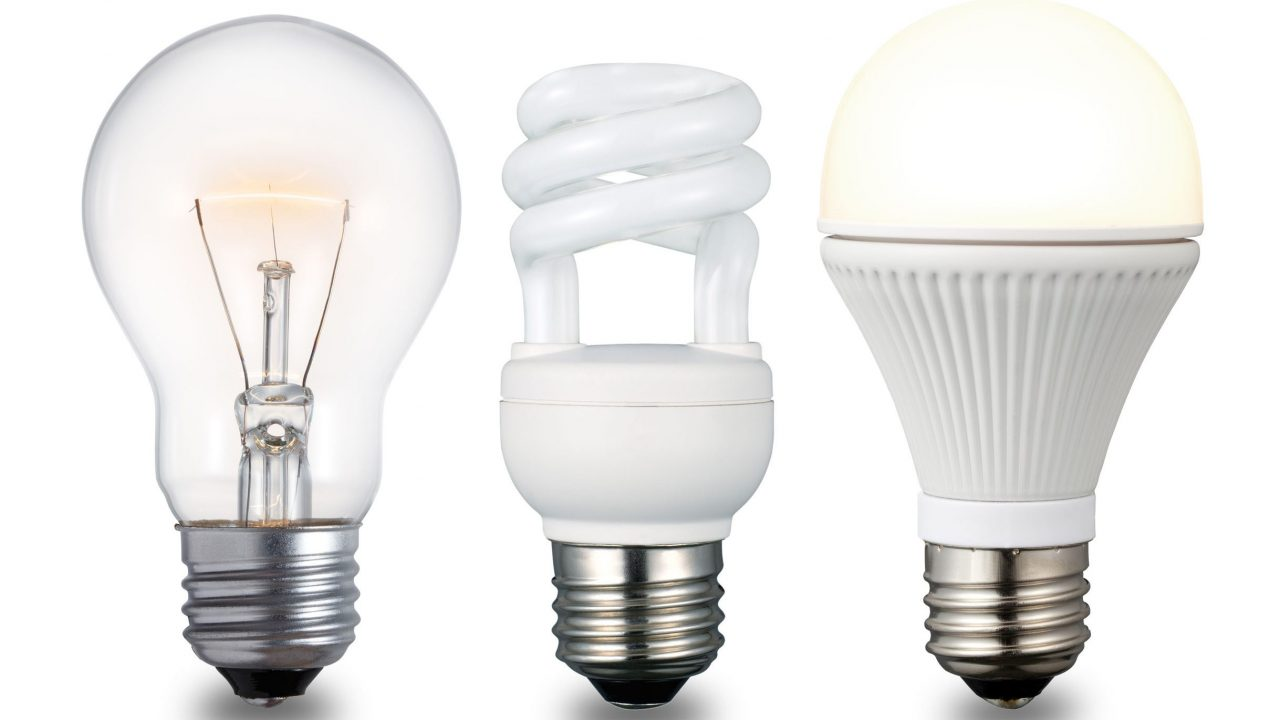 LEDs replace incandescent bulbs