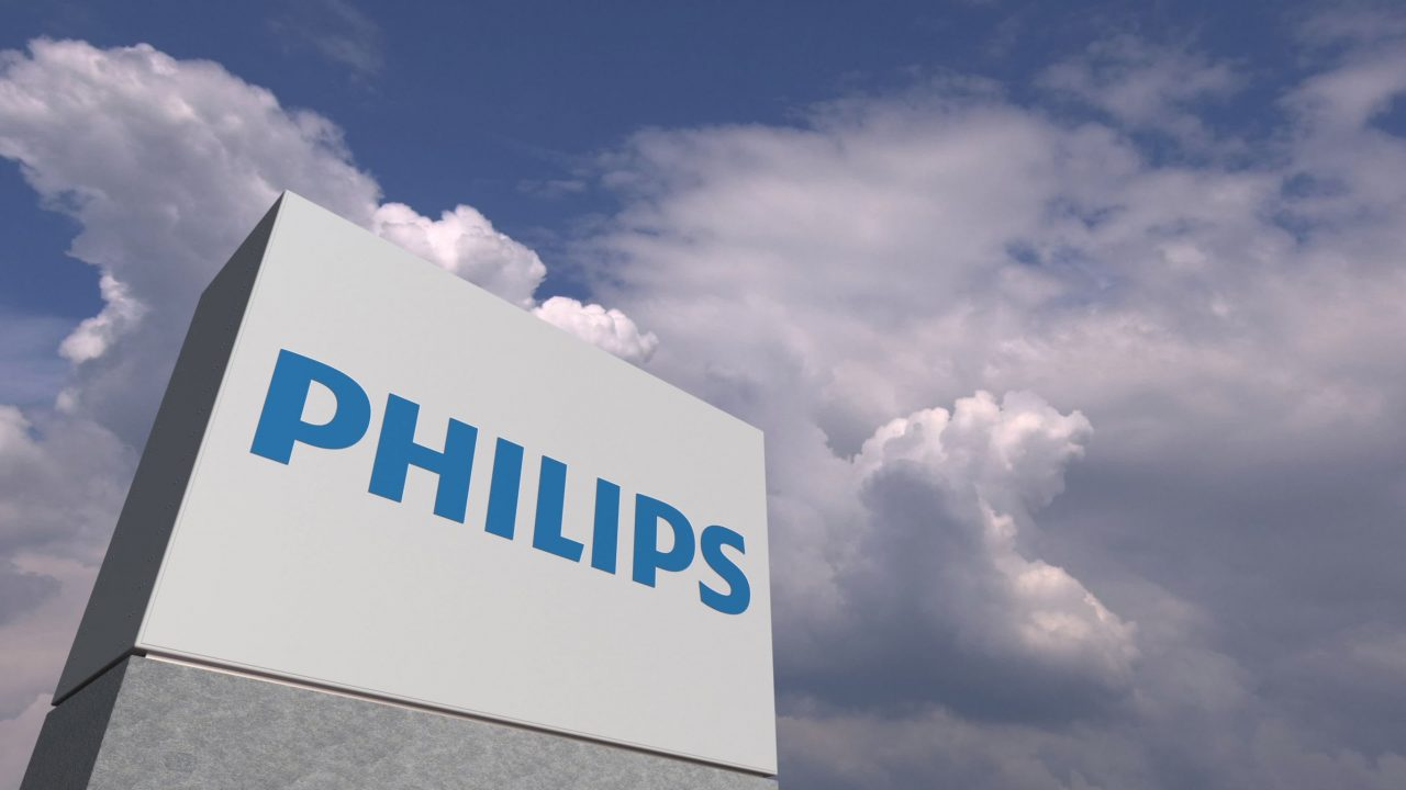 Philips new technology Euroshop