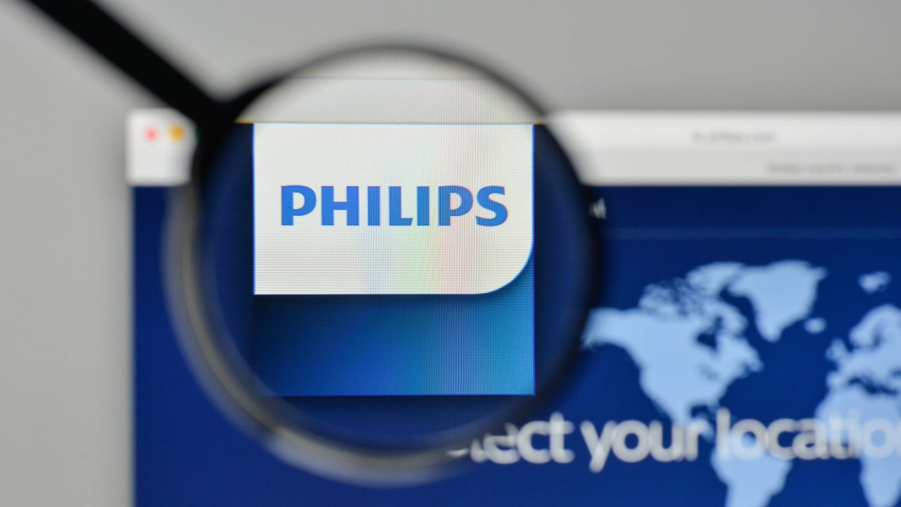 Philips LED lighting systema